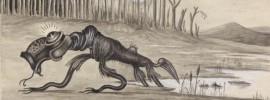 Lenda do Bunyip.. O Monstro do Pântano Australiano